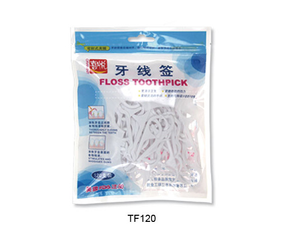 dental floss and flosser